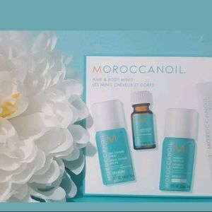 Other - travel size moracconoil set